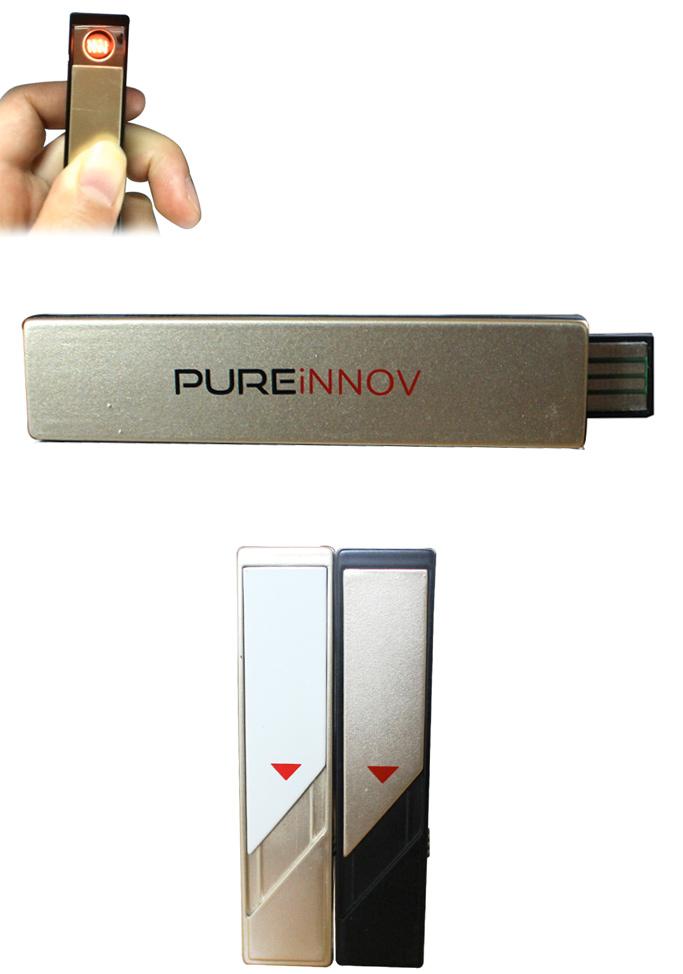 Guide-d-utilisation-PureEasy-Briquet-sans-gaz-sans-essence-ecologique-elegant-Pureinnov