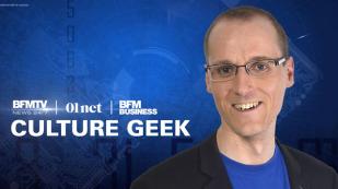 Vu dans Culture Geek sur BFMTV