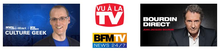 Briquet Pureinnov® Vu sur BFMTV