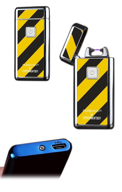 Guide-d-utilisation-PureScience-briquet-USB-ExperimentBoy-Pureinnov