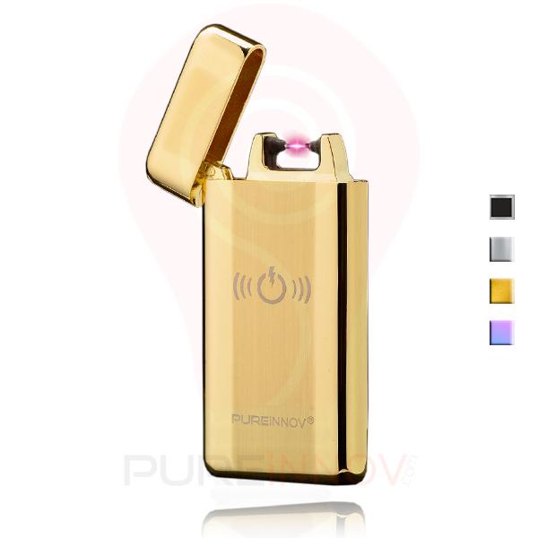 pureshake-gold-briquet-electrique-usb-pureinnov