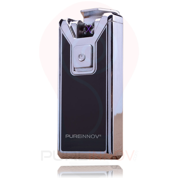 PureXtrem Noir Briquet Double Arc Electrique Pureinnov